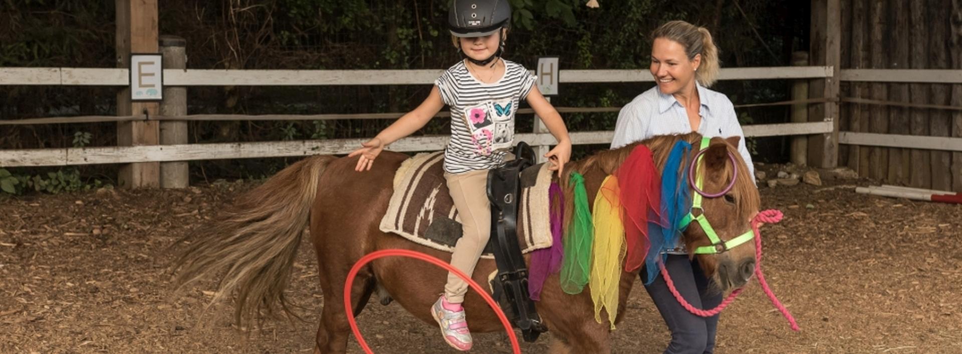 Reitpädagogik Pferd Kind