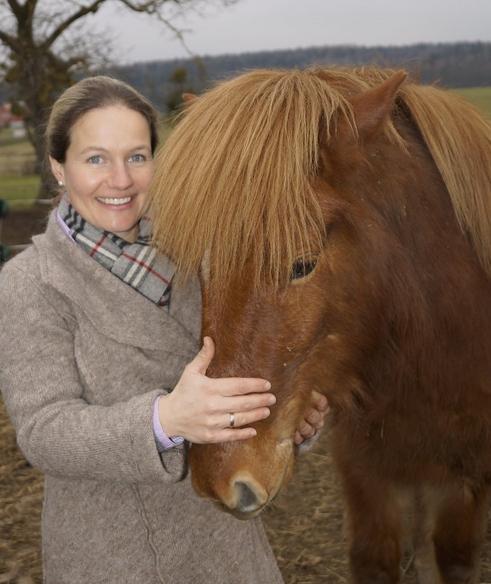 WOCHE Dietrich Skrymir Pferde Therapie